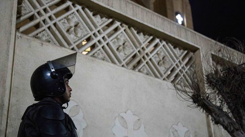 Ägypten: 36 Angeklagte wegen Anschlägen auf Kirchen zum Tode verurteilt