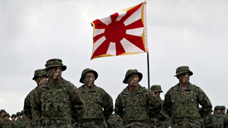 Wiederaufleben des Militarismus? - Japans neue Marineeinheit im Ostchinesischen Meer empört Peking