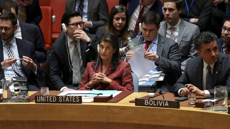 """""""Lackmustest, der Bände spricht"""": Wie drei UN-Resolutionen zu Syrien scheiterten"""