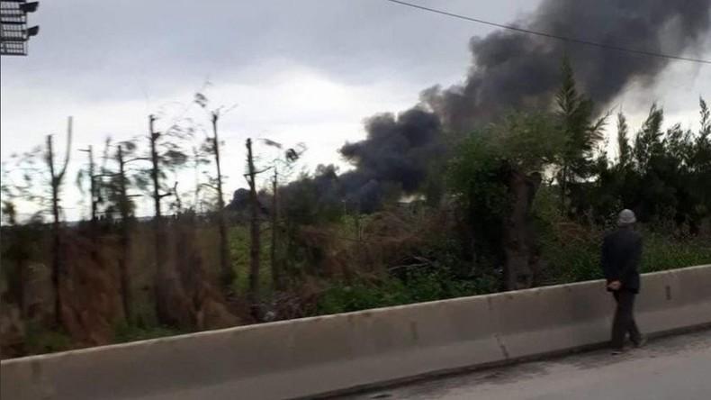 Militärflugzeug mit bis zu 200 Menschen an Bord in Algerien abgestürzt