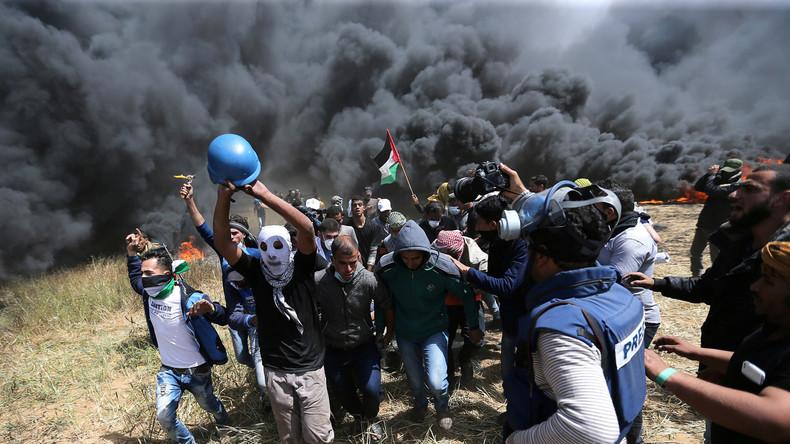 Getöteter Journalist in Gaza: Zwischen Rap-Kunst und Hamas-Vorwürfen