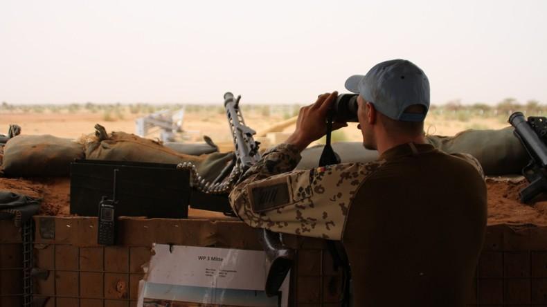 Ausbildungsmission der Bundeswehr in Mali bis 2019 verlängert