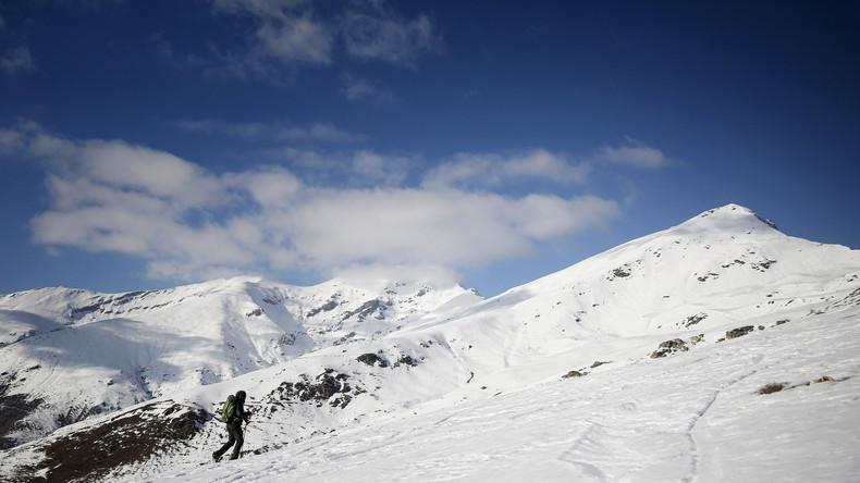 Den inneren Pfadfinder entdeckt: Betrunkener Tourist besteigt zufällig italienische Alpen