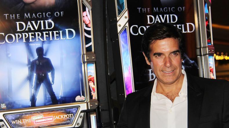 Magier David Copperfield muss vor Gericht Geheimnisse seiner Illusionen enthüllen