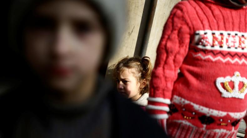 Wenn Kinder im Krieg sterben: Bei Russland eine Schande - beim Westen ein Kollateralschaden (Video)