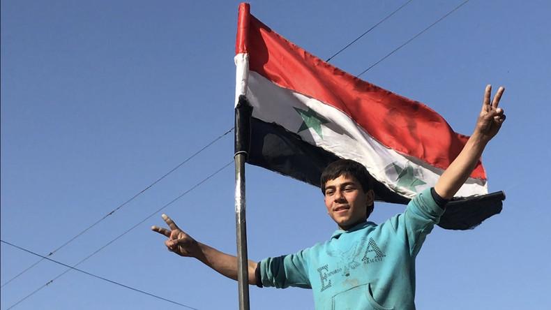 Ost-Ghouta wieder unter Assads Kontrolle