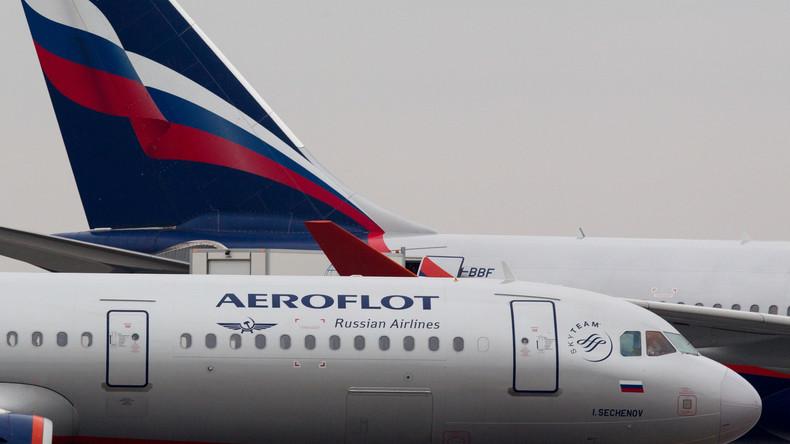 Erster Flug seit November 2015: Russland nimmt direkte Passagierverbindung mit Ägypten wieder auf