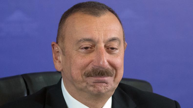 Alijew im Amt bestätigt: Amtierender Präsident gewinnt erneut Präsidentenwahl in Aserbaidschan
