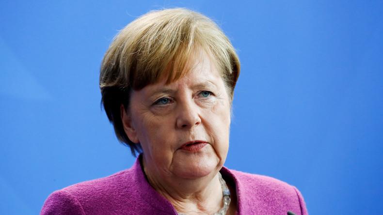 Merkelschließt Beteiligung an Militärschlag gegen Syrien aus