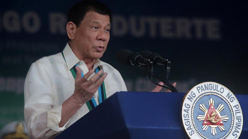 Philippinen: Schüsse beim Präsidentenpalast