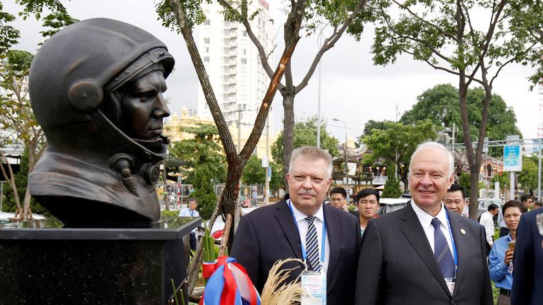 Nach Empörung und Häme: Denkmal für Juri Gagarin in Belgrad wird neu errichtet