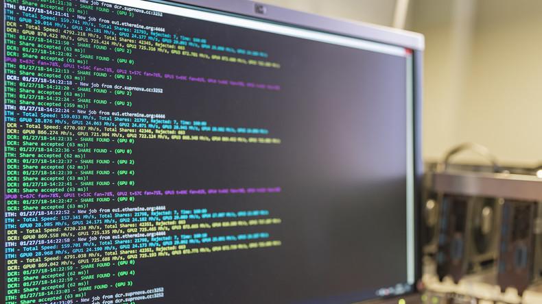 Internationale Allianz um deutschen Konzern:  Vernetzte Technik mit Blockchain sichern