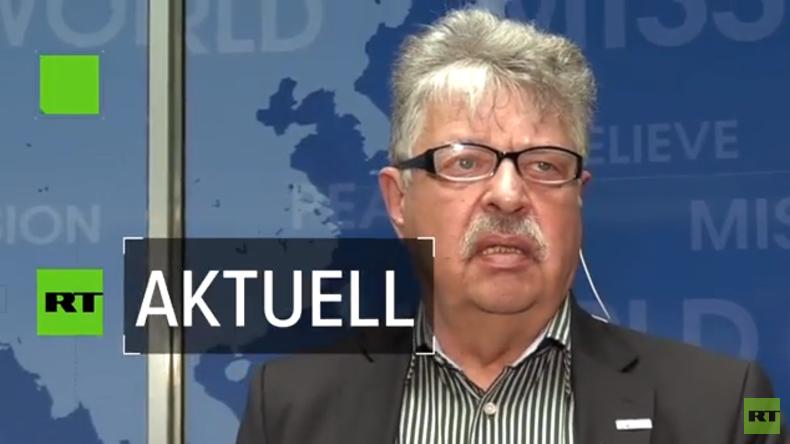 """Politikwissenschaftler Prof. Dr. Peter Schulze: """"Absolutes Erschrecken über die USA"""" (Video)"""