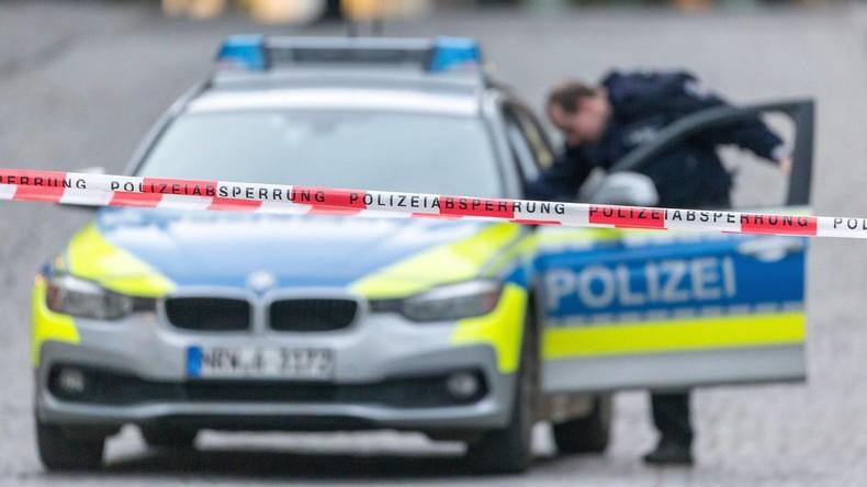 Polizei erschießt Mann nach Angriff vor Bäckerei in Fulda