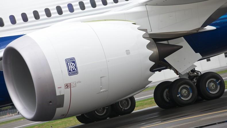 Erneute Triebwerks-Probleme bei Rolls-Royce - 380 in Betrieb genommene Boeings stehen zur Inspektion