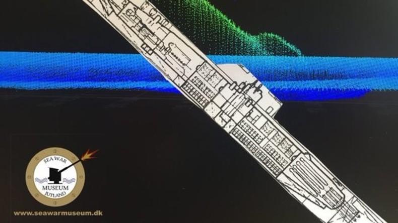 Seltener Fund aus Nazi-Zeit – Wrack eines Kriegsmarine-U-Bootes im Skagerrak entdeckt