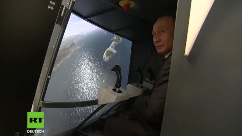 """""""Kein Zweifel, dass wir das Programm umsetzen"""" - Putin kündigt russische Mondmission an"""