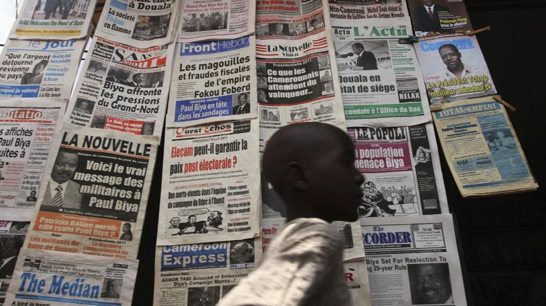 Ex-Chef von Propaganda-Firma soll Nachrichtenagentur AFP leiten