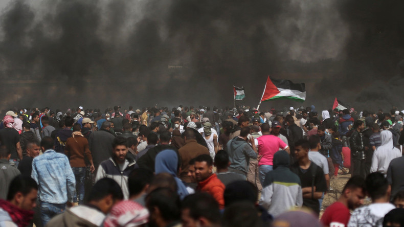 Mehr als 500 verletzte Palästinenser bei erneuten Gaza-Protesten