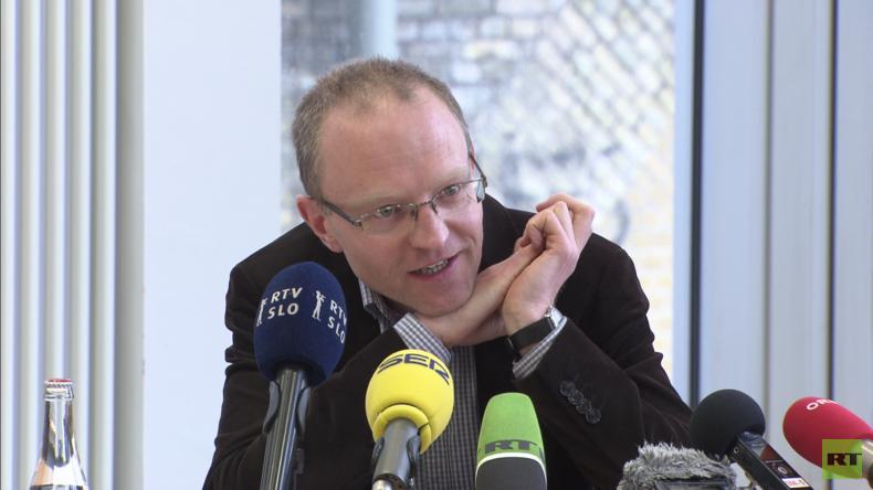 """Deutsche Gesellschaft für Auswärtige Politik: """"Russland hat in Syrien keinen Plan"""" (Video)"""