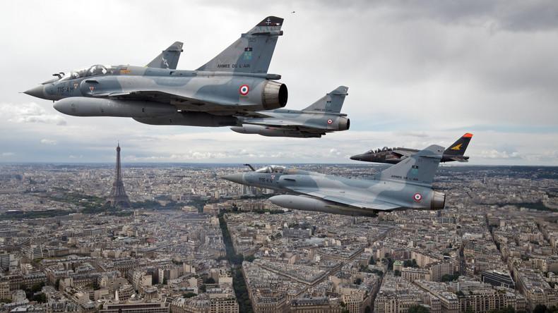 """Sprecher von Macron: """"Werden niemanden informieren, wenn wir Syrien angreifen"""""""