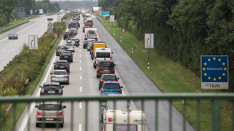 Kontrollen an dänisch-deutscher Grenze um sechs Monate verlängert