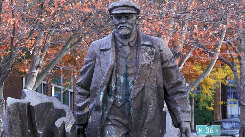 Bürgermeister von Seattle: Lenin-Denkmal gehört abgerissen