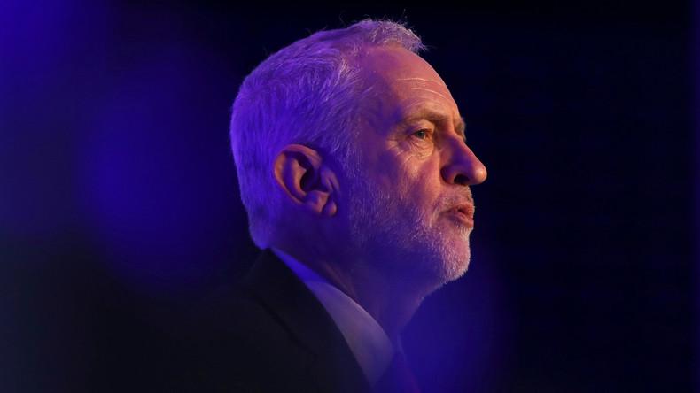 Labour-Chef Corbyn:  Bomben bringen keinen Frieden