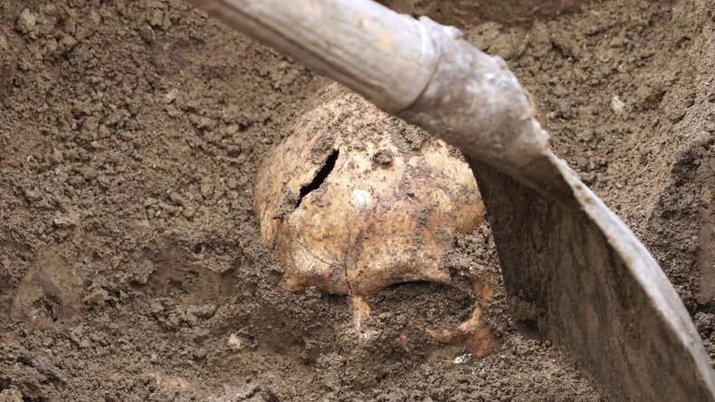 Archäologen entdecken Überreste des ersten Cyborgs mit Messer statt Hand