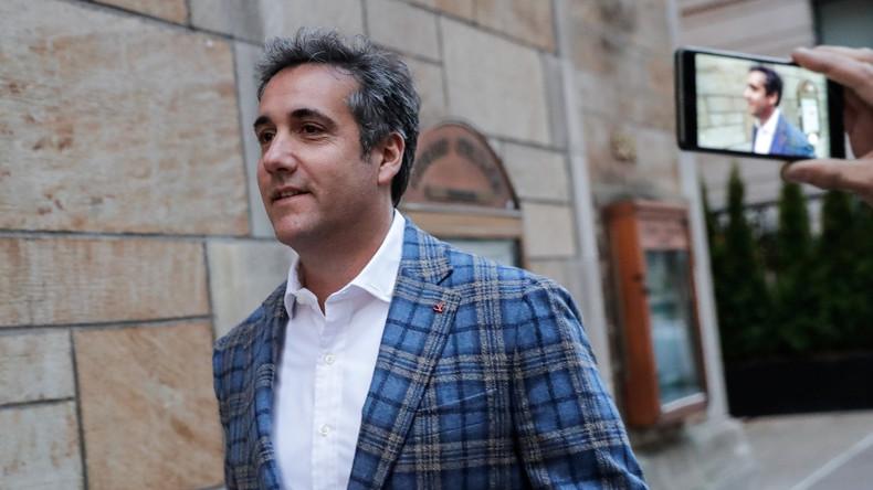 US-Justiz ermittelt gegen Donald Trumps Anwalt Michael Cohen