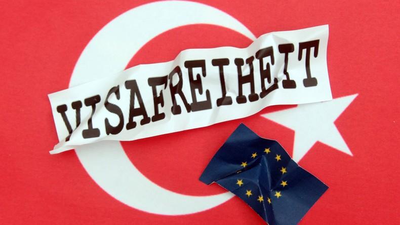 Türkei will für Visumfreiheit mit EU Gesetze ändern