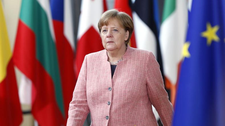 Angriff auf Syrien: Merkel befürwortet Militärschlag, AfD, Grüne und Linke kritisieren