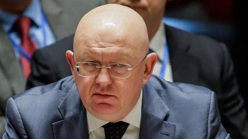 """Nebensja im Sicherheitsrat: USA und Verbündete agieren wie """"Hooligans"""""""