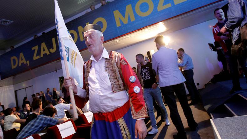 Präsidentenwahl in Montenegro