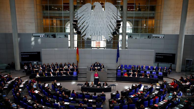 Linke fordert Parlamentsreform: Mehr Rederecht für kleinere Fraktionen und Lobbyregister