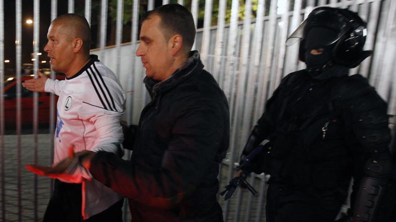 Schlägerei zwischen Fußballfans in Rumänien: Dutzende Verletzte und Festgenommene