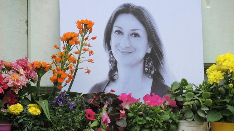 Sechs Monate nach Mord an Journalistin auf Malta: Sohn fordert Polizei auf, Enthüllungen nachzugehen