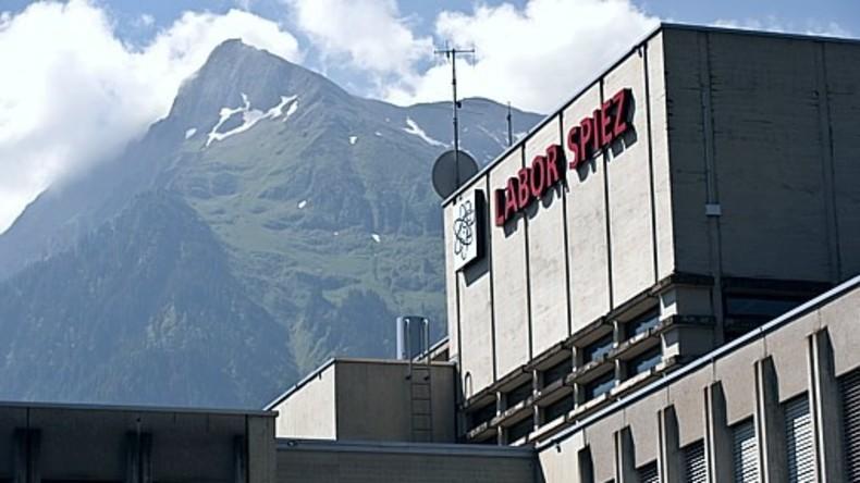 Schweizer Labor meldet sich nach Sergej Lawrows Statement zu Skripal-Affäre zu Wort