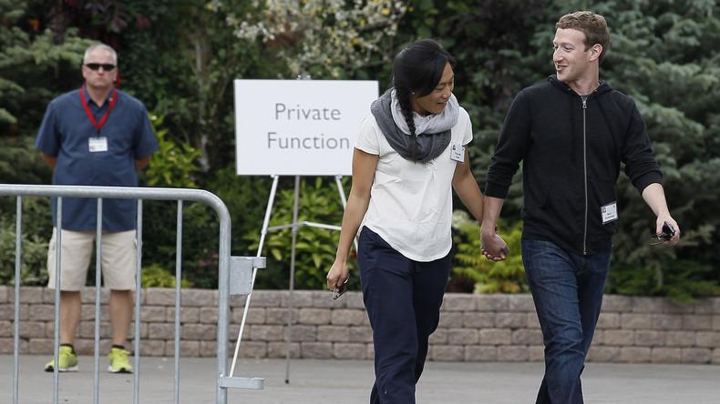 Facebook gab seit 2015 für Mark Zuckerbergs Sicherheit 20 Millionen US-Dollar aus