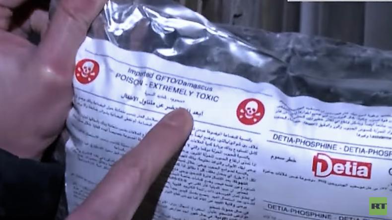 Unter westlichem Schutz: Islamisten setzten in Syrien systematisch Giftgas ein - auch gegen Kurden