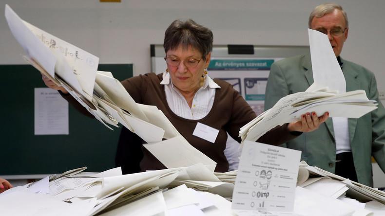 Ungarns Nationales Wahlbüro legt endgültige Ergebnisse der Parlamentswahl vor