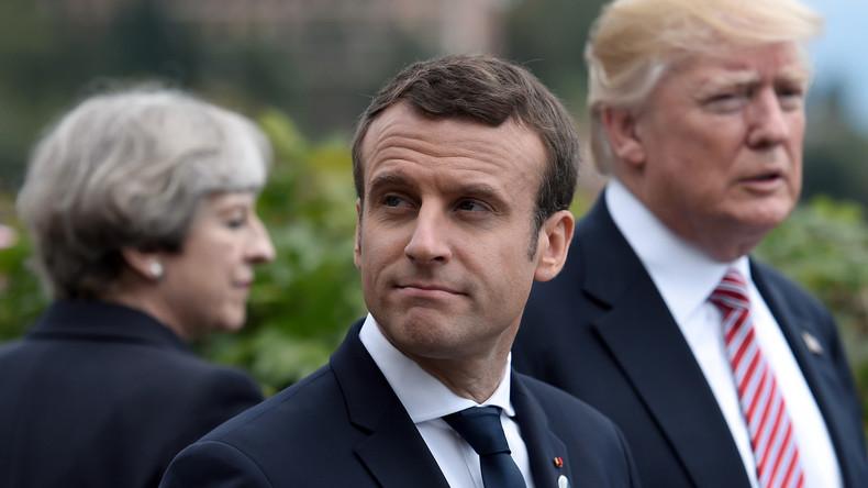 Nach dem Raketenangriff: USA, Frankreich und Großbritannien fordern die Einheit der UNO