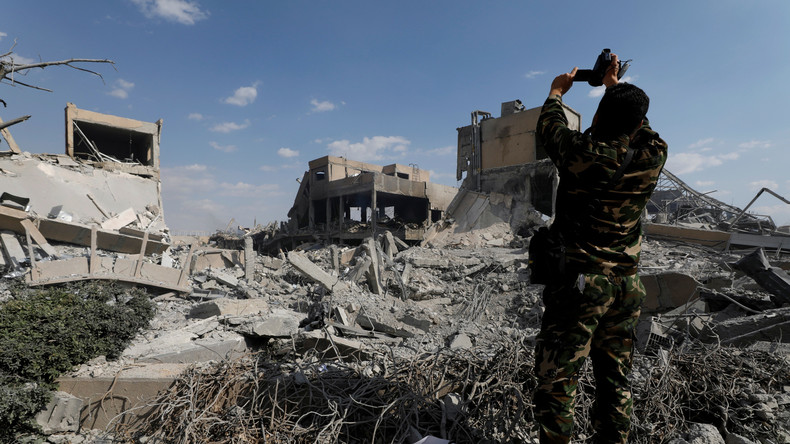 Russland und Syrien lassen OPCW-Team angeblich nicht nach Duma