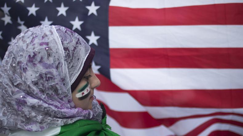Syrische Einwanderer in den USA: Nur die Muslimbrüder begrüßen Trumps Militäraktion
