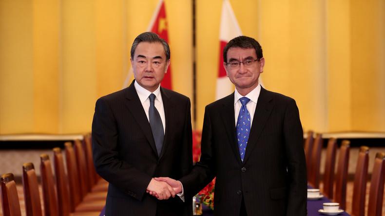 Japan und China nehmen wieder Wirtschaftsdialog auf