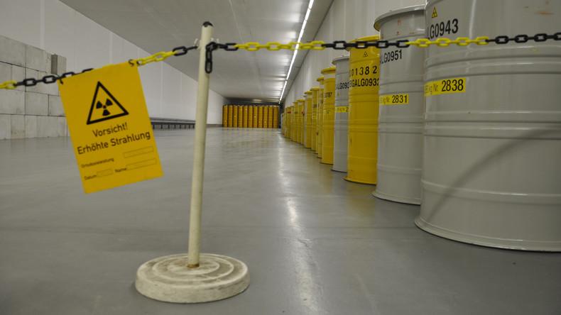 Niedersächsischer Umweltminister: 442 Fässer mit radioaktivem Müll müssen nachbehandelt werden