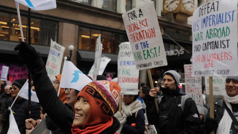 """""""Abkehr von der Konfrontation"""": Aufruf für politische Vernunft enttäuscht"""