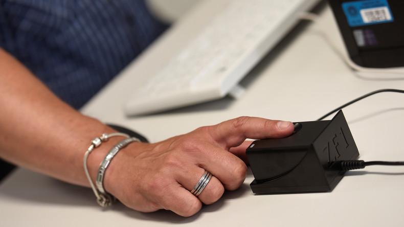 Plan der EU-Kommission: Verpflichtende Fingerabdrücke in Personalausweisen