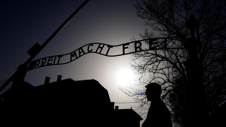 Anklage gegen früheren Wachmann des KZ Auschwitz