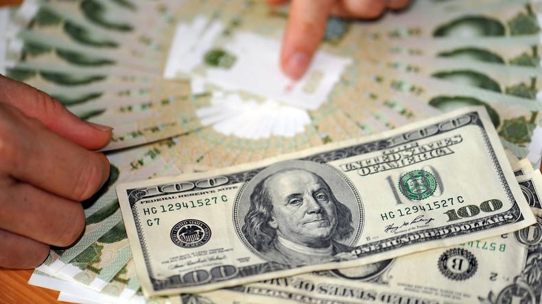 Chinas Yuan-Rohöl-Benchmark macht langsam aber stetig Petro-Dollar die Leitfunktion streitig